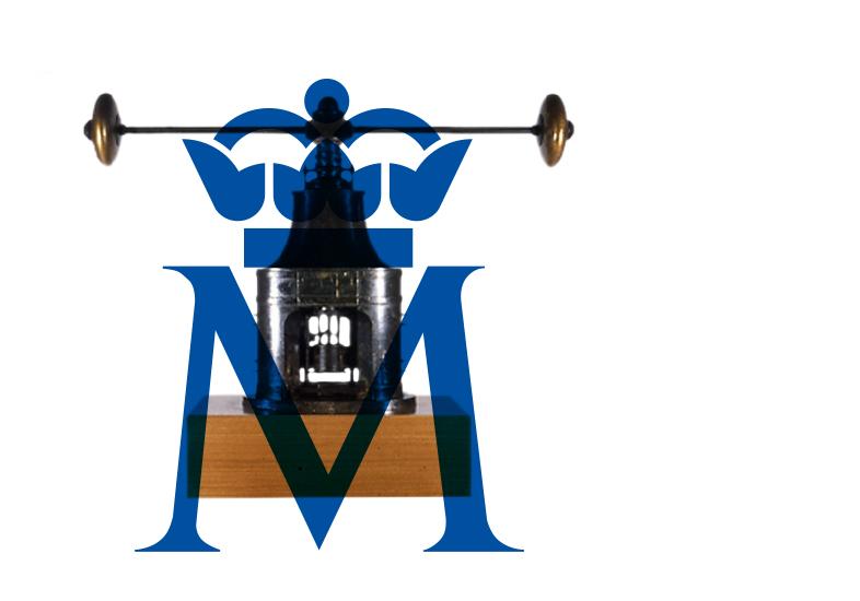 Casa Real de la Moneda - Bronce que inspiró el logo