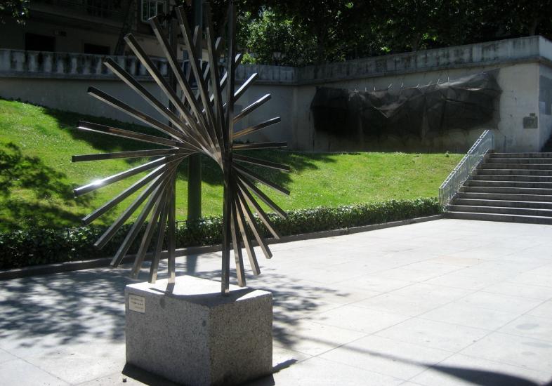 Museo de Escultura en el Paseo de la Castellana