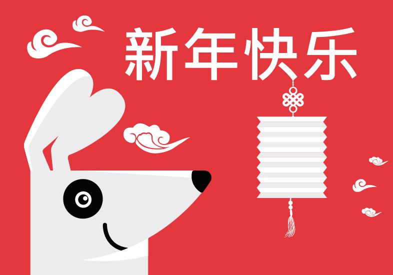 chino aniversario el perro