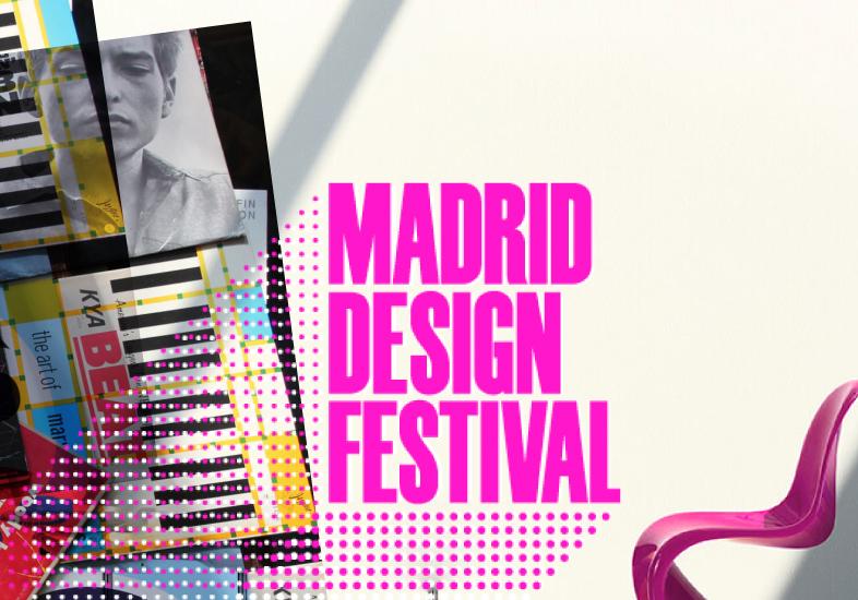 Madrid Design Festival en febrero