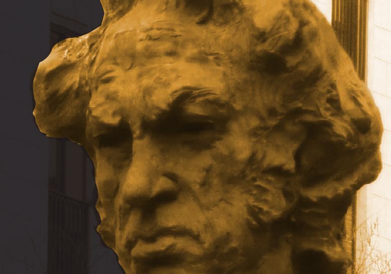 Busto Goya en Distrito de Salamanca