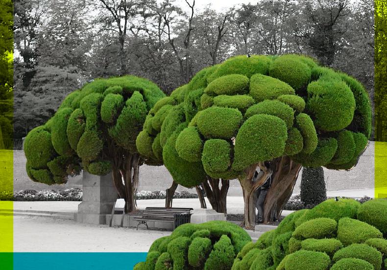 Retiro Jardines Hábitat Madrid