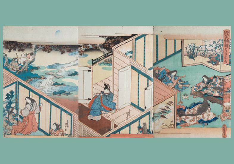 Influencia Oriental en el Arte Abstracto Español