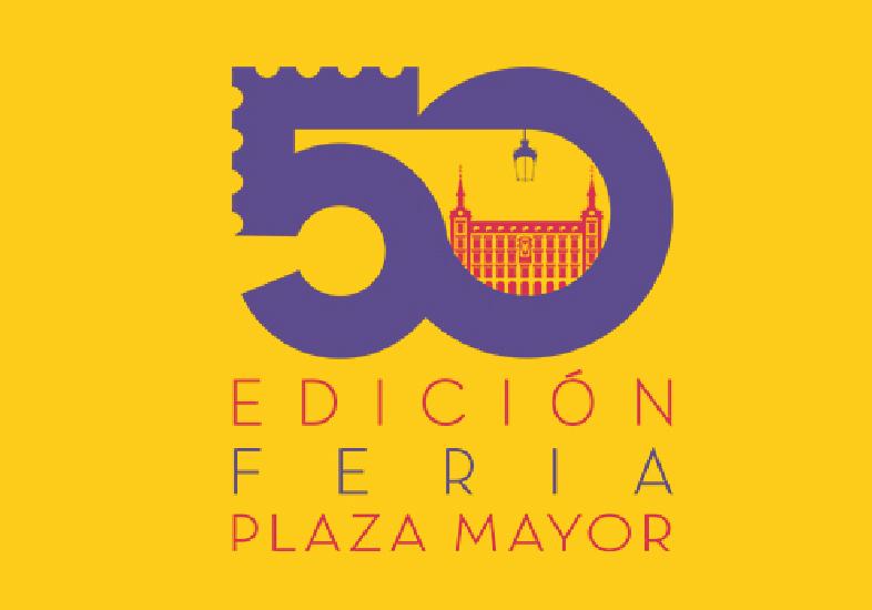 Feria Nacional del Sello Plaza Mayor