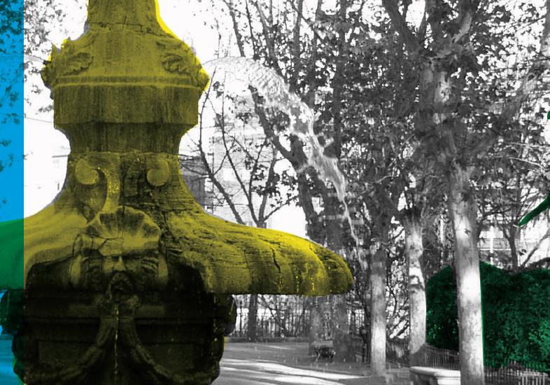 Parque Eva Duarte Dr. Gómez Ulla