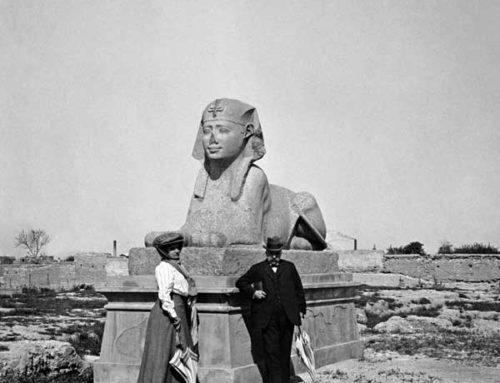 """Exposición """"Egipto 1909: El viaje de los Amatller a la tierra de los faraones"""""""