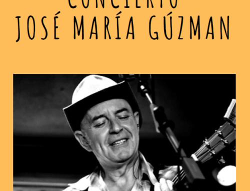 Concierto de José María Guzmán