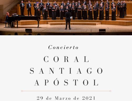 Concierto Coral Santiago Apóstol
