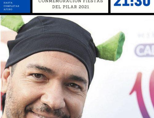 D.J. Pulpo en el Parque de Eva Duarte